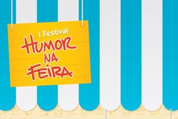 cartaz do festival humor na feira 2010